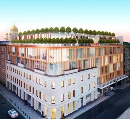 "Апартаменты ""Golden Mile Private Residences"""
