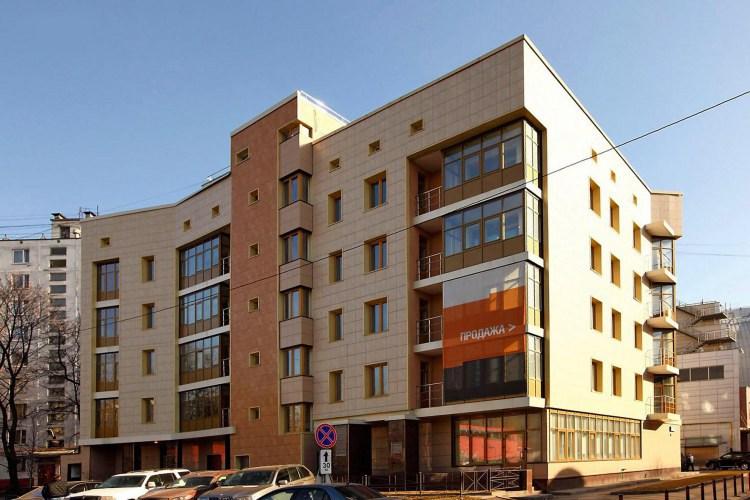 Официальный сайт жилого комплекса
