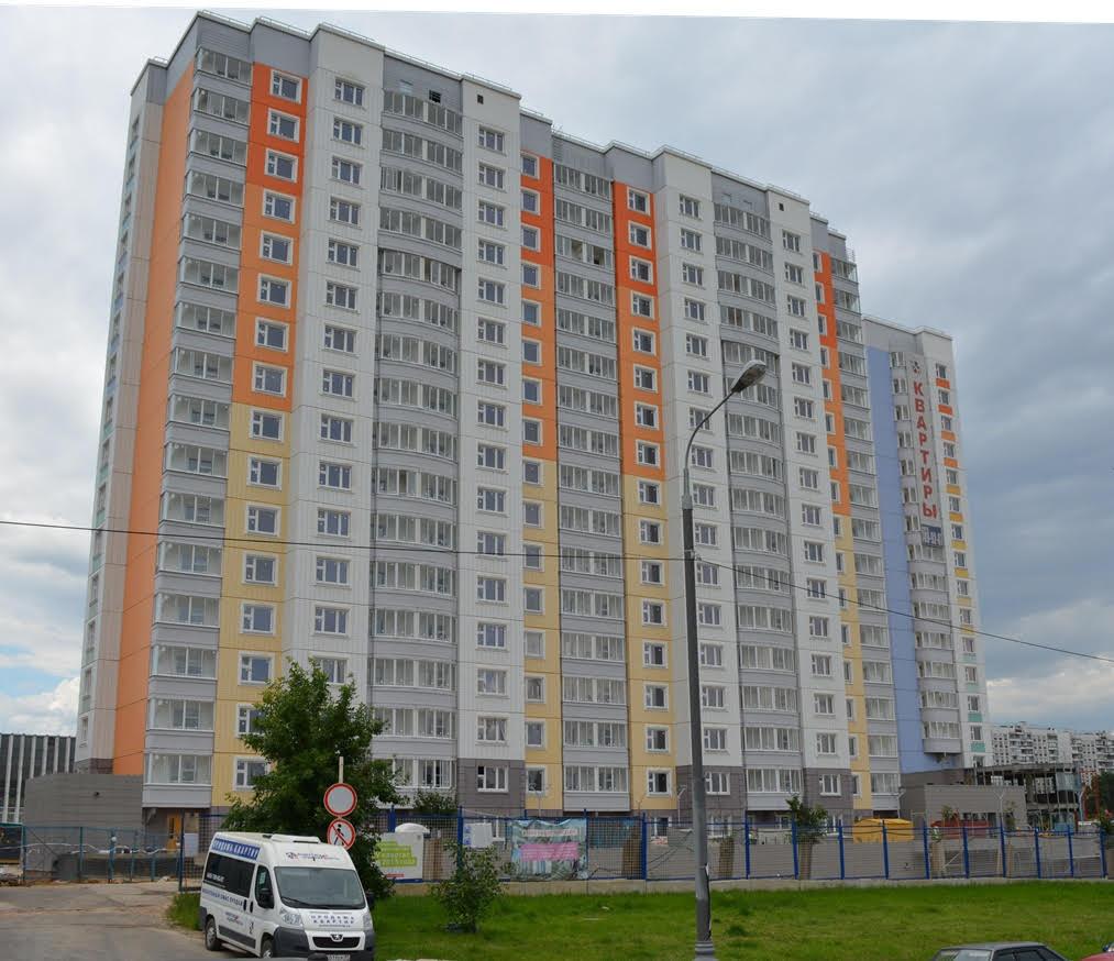 - новостройки от застройщика в люберецком районе: