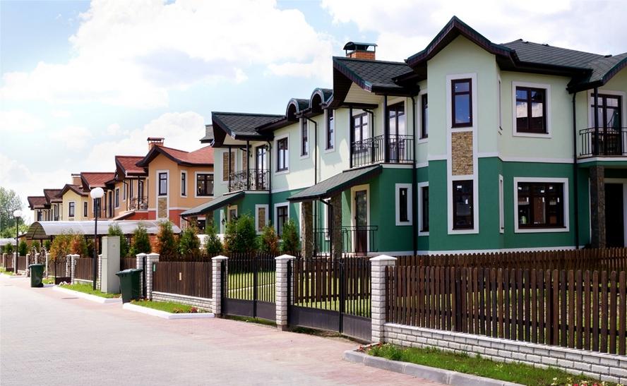 квартира в поселке белый берег