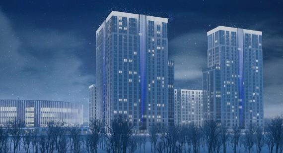 В столице доля апартаментов нарынке жилья снизилась до22%