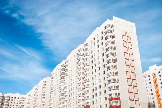 ВПодмосковье всамом начале года квартиры вновостройках упали вцене на4%