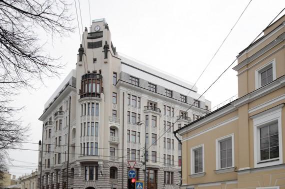 Сентябрь ЦИАН: Самая дорогая квартира столицы расположена вбывшем доме Фаберже