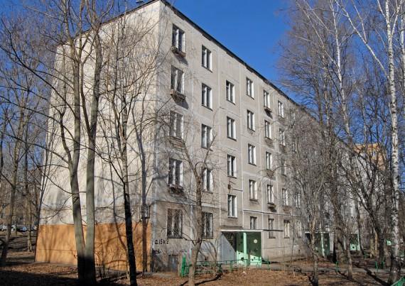 Интерес клиентов жилья кпятиэтажкам столицы резко вырос