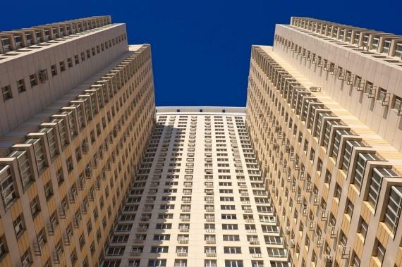 Доля общедоступных новостроек достигла практически половины предложения в столице