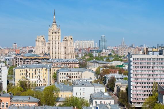 Север столицы лидирует попредложению апартаментов вновостройках бизнес-класса— Kalinka Group
