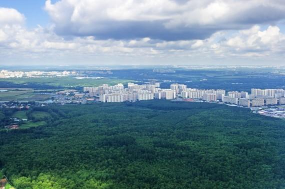 Затри месяца в новейшей столице России введут около млн. «квадратов» жилья