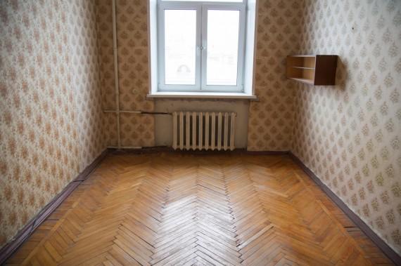 Восемь процентов граждан России живут всъемных квартирах