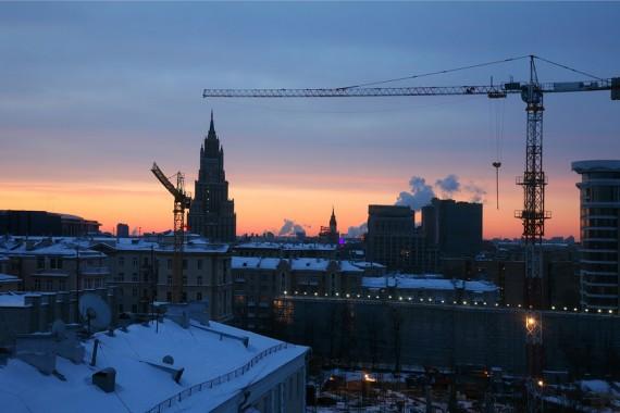 Рынок недвижимости в Российской Федерации проходит дно— специалист