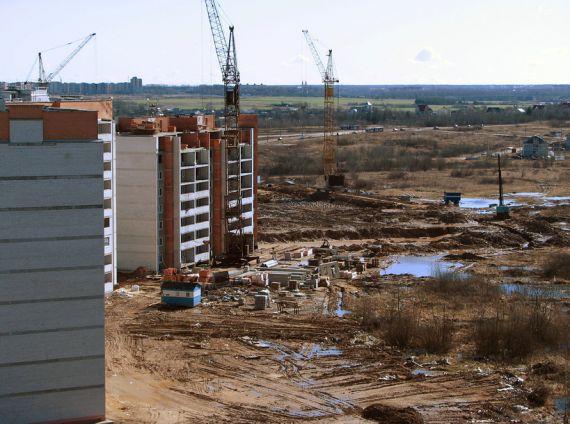В новейшей российской столице сдадут не наименее млн квадратных метров жилья