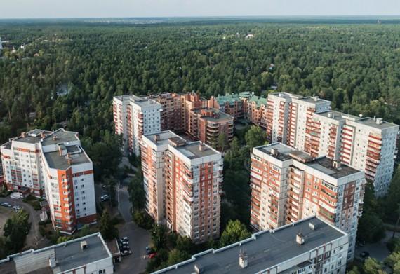 Загод квартиры напервичном рынке Подмосковья упали вцене на11,3%