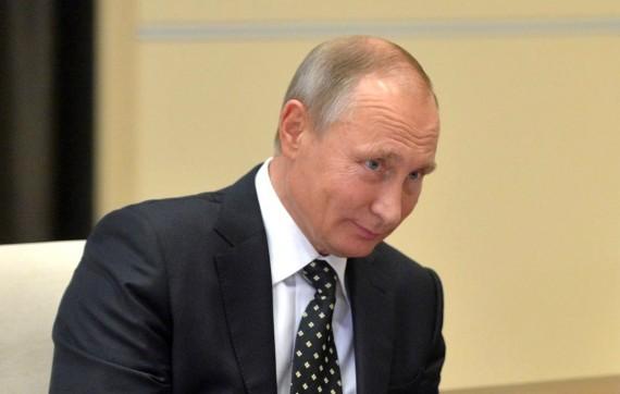 «Берегись, Владимир: появился новый Путин»