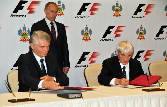Основатель «Формулы-1»: Путин должен управлять Европой