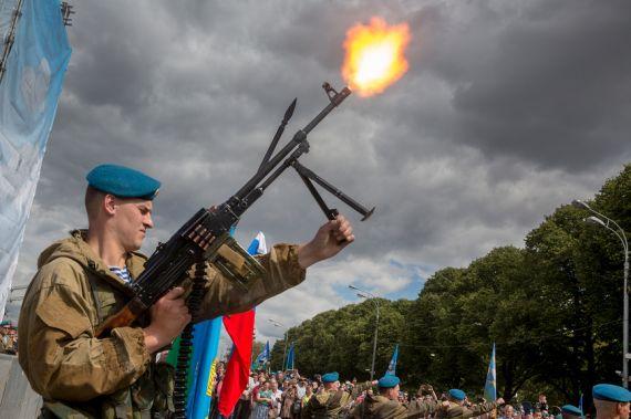 Американец провёл неделю рядовым в российской армии: «Это полное фиаско!»