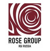 Логотип Rose Group (RGI Россия)