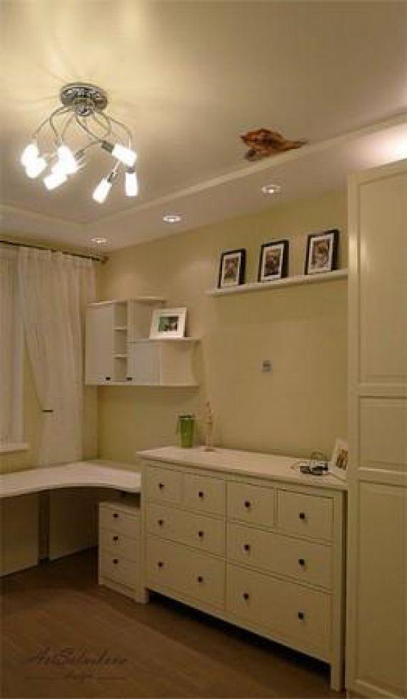 Дизайн интерьера трехкомнатной квартиры в доме серии п44т.
