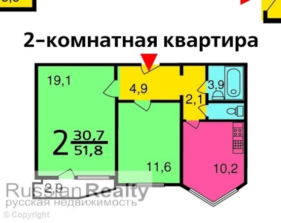 Серия дома п-44т russianrealty.