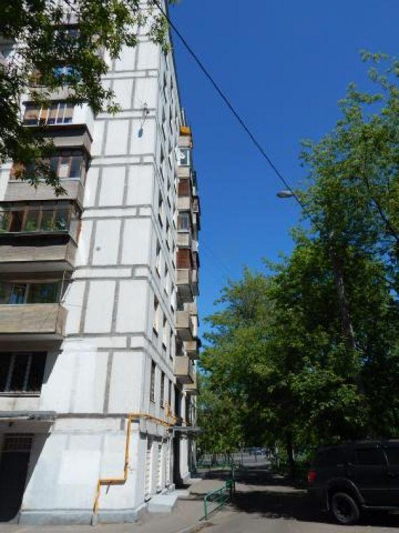г Москва ул Космонавта Волкова д9
