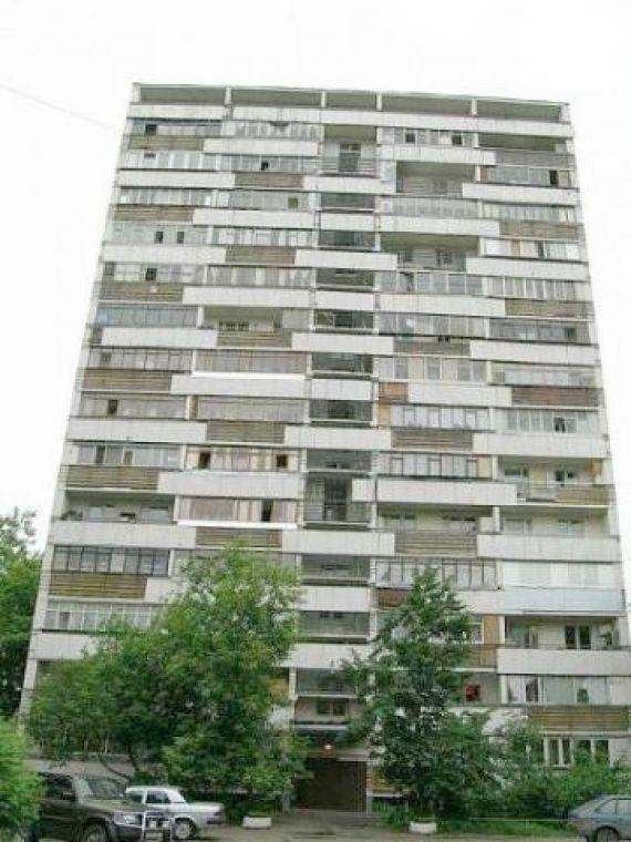 Типовой жилой дом серии и-209а.