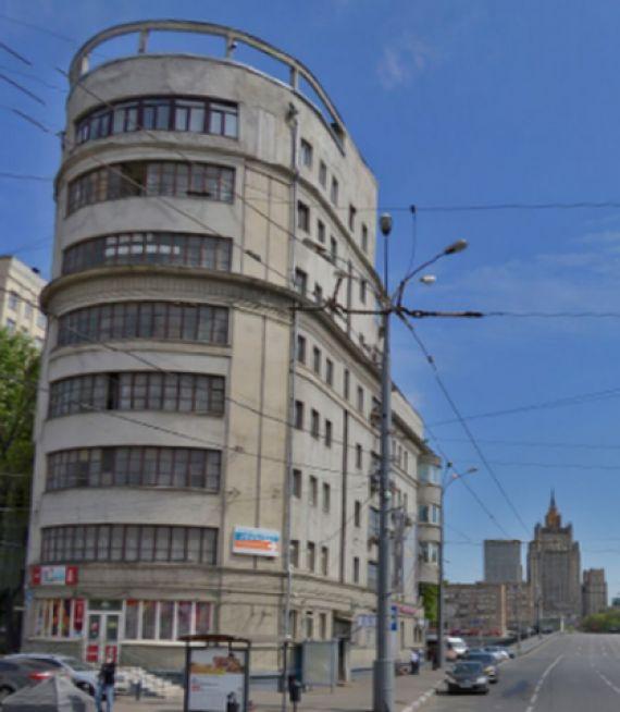 Фото аренда помещений, ул б дорогомиловская, д10