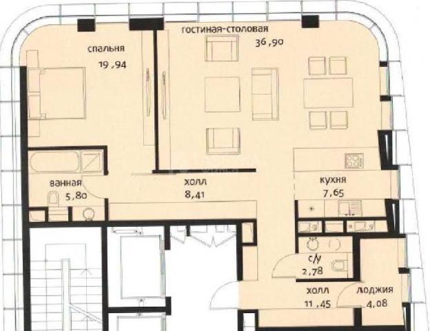 план дома на усачева 1 материала