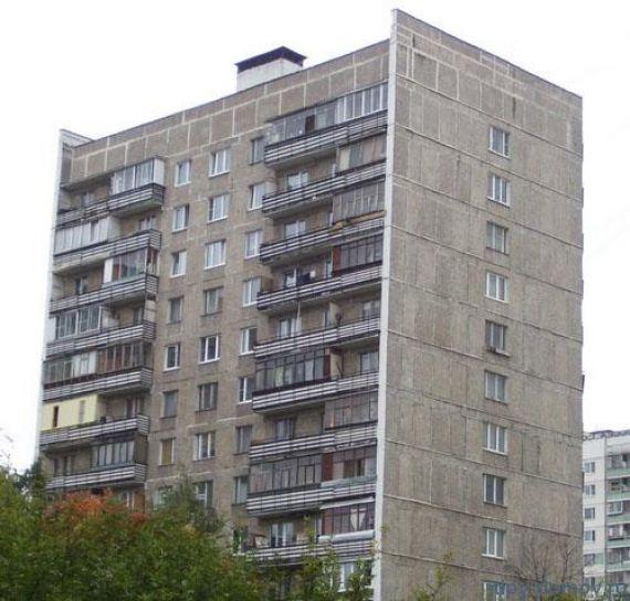 Типовые дома и планировки квартир: блочные дома.