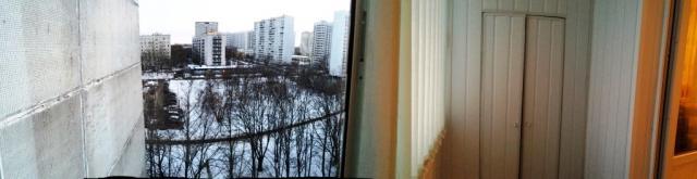 Предлагается двухкомнатная квартира по адресу шипиловский пр.