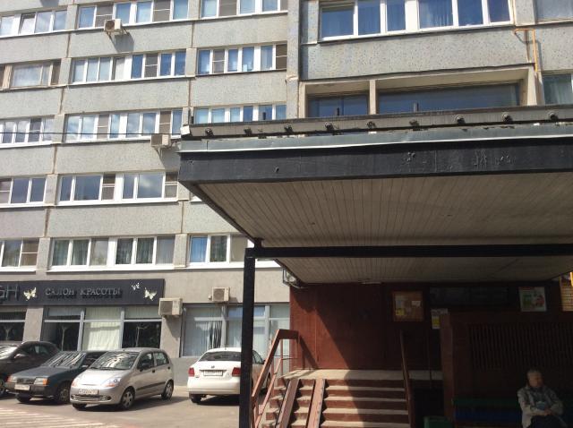 Предлагается двухкомнатная квартира по адресу ленинский прос.