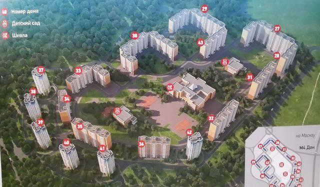Новый дом серии и-155мм от компании су-155 в академическом районе москвы