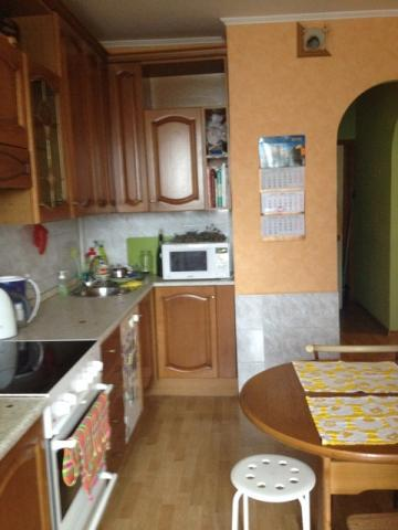 3-комнатная новая квартира находится 16-й мкр (зеленоград), .