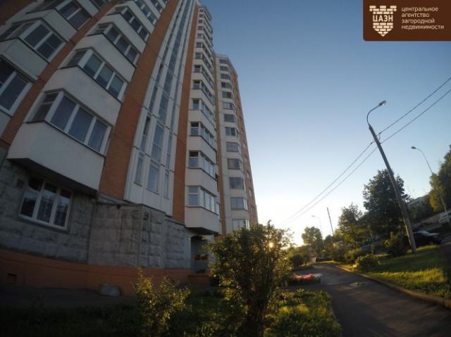 Новостройки метро марьино шоссе челобитьевское